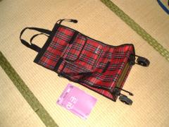 韓国で買ったかばん