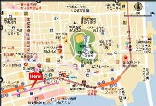 釜山コプチャン通り