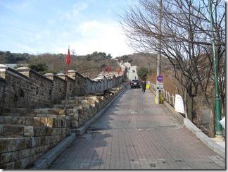 華城の坂・・・