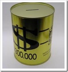 30万円貯まる500円缶