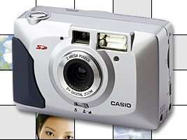 カシオQV2100