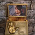 ソン・イルググの手形