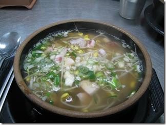 コンナムルクッパ(콩나물국밥)